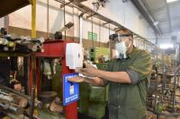 La actividad industrial creció en agosto y se encamina a cerrar 2021 con la primera suba en tres años