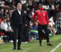 Cuatro líderes en la Liga de España y Koeman despedido