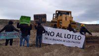 """Marcharán en defensa de la playa de """"Bajada de los Palitos"""""""
