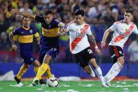 Boca y River disputan un Superclásico eliminatorio esta tarde