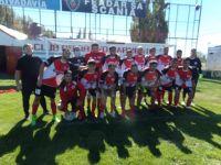Deportivo Sarmiento reaccionó a tiempo